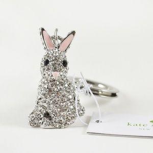 Kate Spade Bunny Key Charm